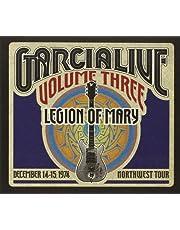 Garcia Live Vol.3: Dec 14 - 15 1974 Northwest Tour