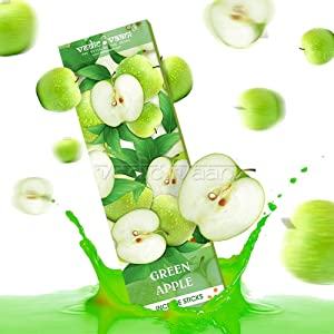 Vedic Vaani Green Apple Incense Sticks -1 KG