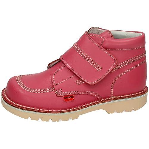 3026d52cf MODS 1557 Bota Tipo Kickers NIÑA Botas-Botines  Amazon.es  Zapatos y  complementos