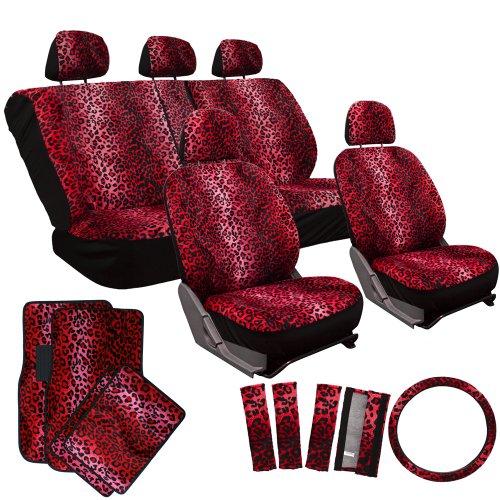 car seat cover cheetah - 4