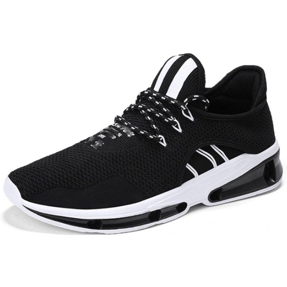 Zapatos Deportivos Ocasionales De Los Hombres Zapatos Corrientes Zapatos De La Aptitud Zapatos Cómodos Del Estudiante De La Moda Respirable 43EU|7