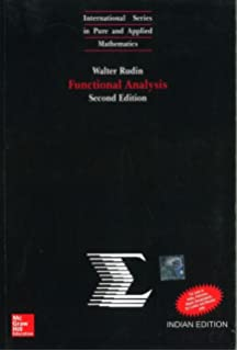 Real complex analysis walter rudin 9780070619876 amazon books functional analysis fandeluxe Images