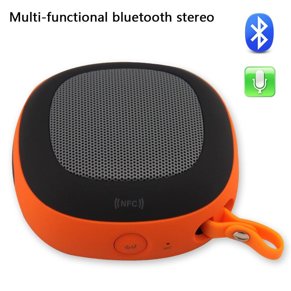 Amazon.com: Leesentec NFC Connection Bluetooth Speakers Speaker ...