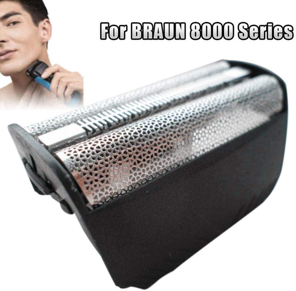 earlyad Maquinilla de Afeitar eléctrica de Repuesto para afeitadora eléctrica Mejorada para la afeitadora Braun Usual: Amazon.es: Hogar