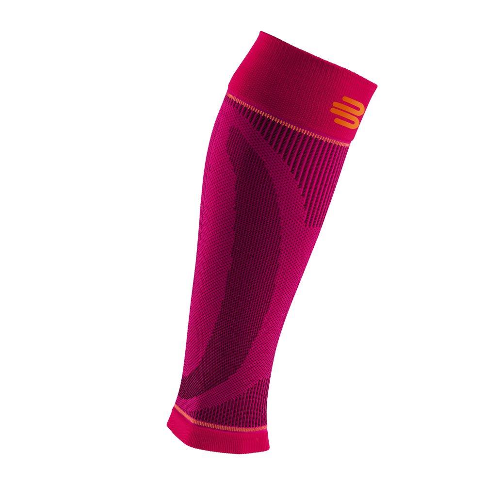 """Beinstulpen f/ür Ball- /& Ausdauersportarten 1 Paar Sleeves f/ür die Waden Bauerfeind Kompressions-Wadenbandage /""""Sports Compression Sleeves Lower Leg/"""" Unisex"""