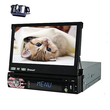 EinCar individual Din 7 HD de pantalla t¨¢ctil auto radio de