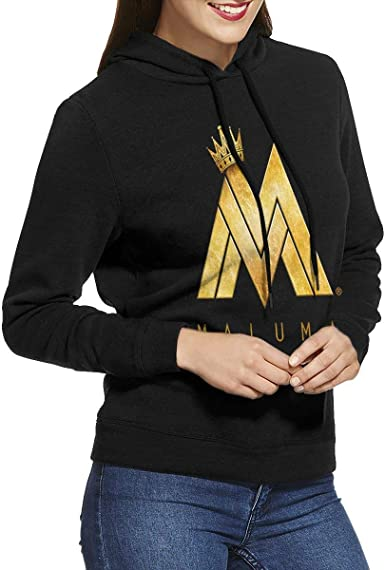 Hengtaichang Maluma Womens Hoodies Long Sleeve Tshirt ...