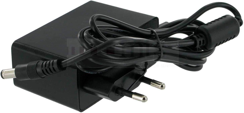 Fuente de alimentación para Yamaha Teclado PSR-550 - Fuente de alimentación / 12V / 1A - 12W
