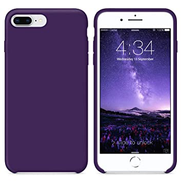 coque iphone 7 ultra violet