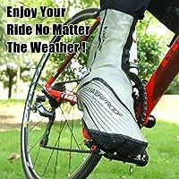 Bike Cycling Überschuhe Warm Cover Regen Wasserdicht Protector Überschuhe