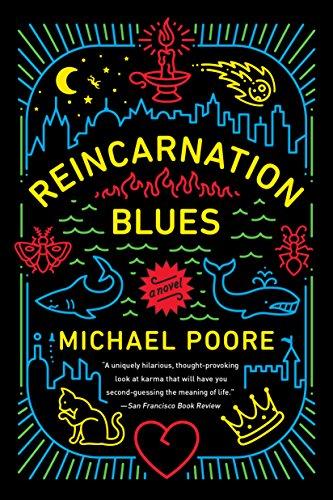 Amazon reincarnation blues a novel ebook michael poore reincarnation blues a novel by poore michael fandeluxe Images