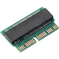Eboxer SSD a M.2 Adaptador de Tarjeta de Interfaz Convertidora NGFF 22 * 80 mm Tamaño de M.2 NGFF PCIe x4 AHCI SSD para 2013 2014 2015 MACBOOK Air/Pro SSD M-2 Tarjeta Adaptadora NGFF