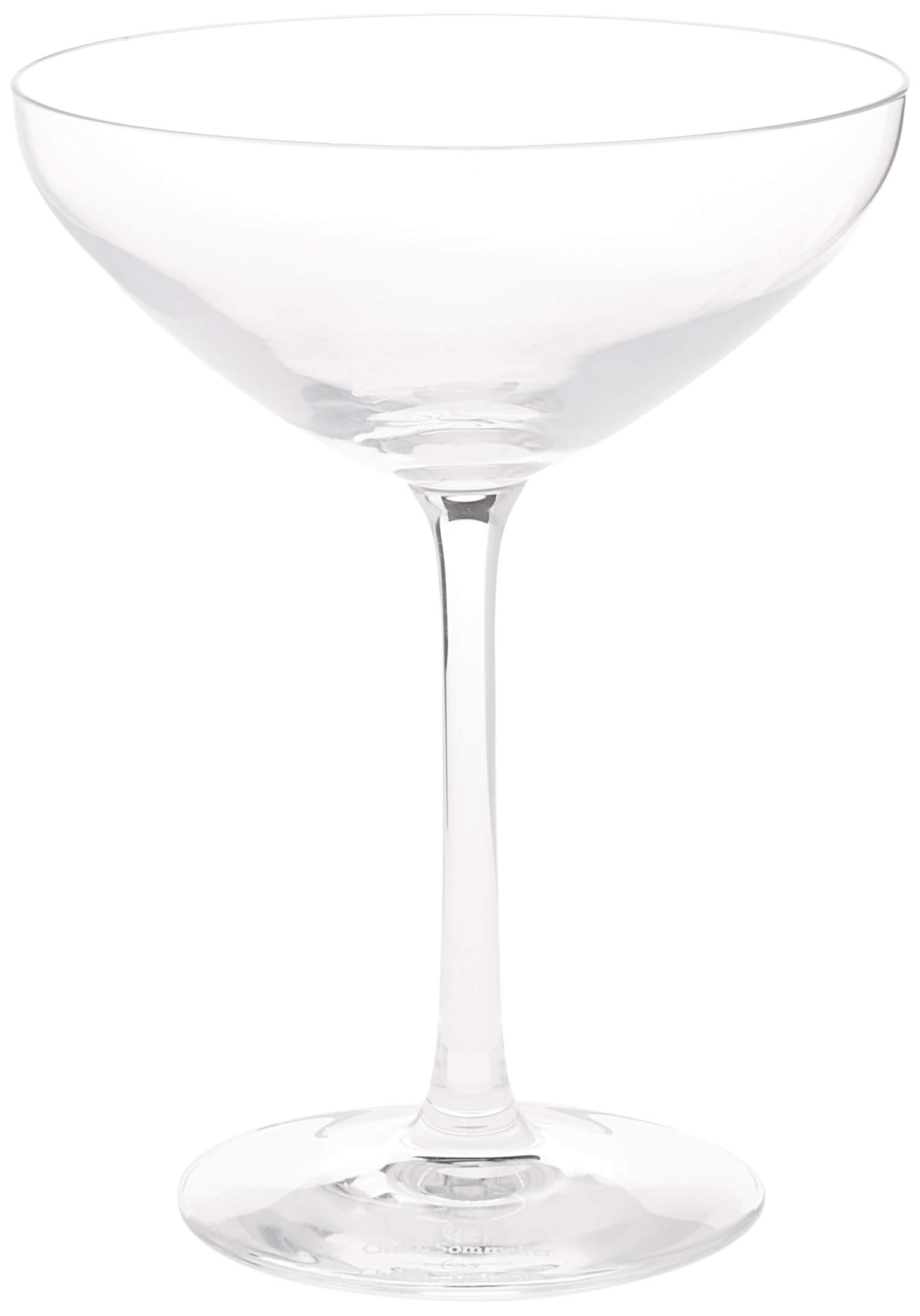 Chef & Sommelier L9236 Domaine 8.25 Ounce Coupe Martini Glass, Set of 6, 8.25 oz, Clear