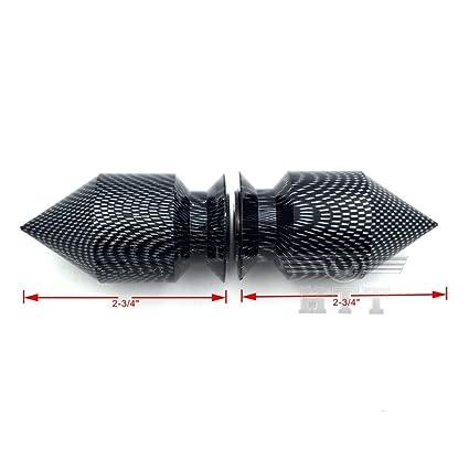 Htt carbono Spike basculante carretes 10 mm rosca no Logo ...