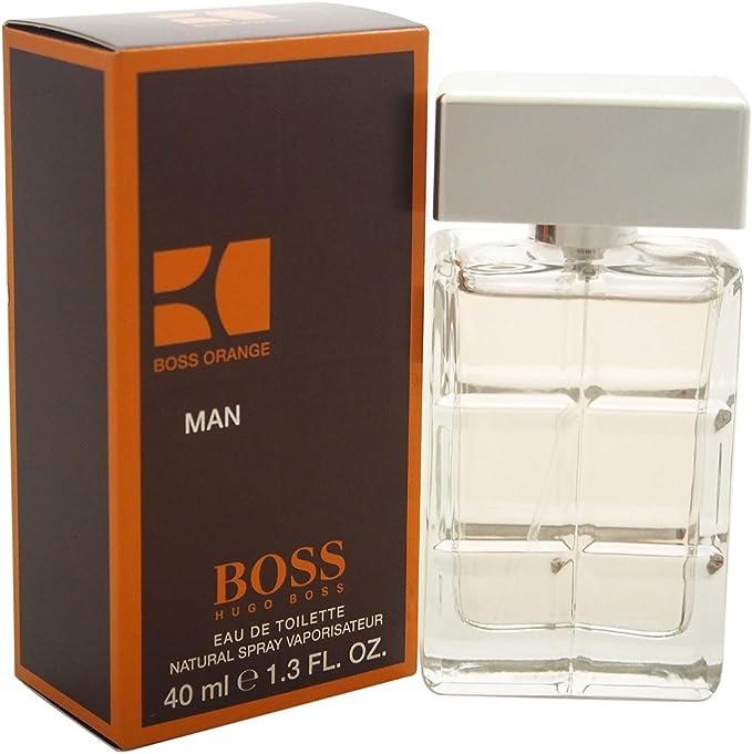 BOSS ORANGE MAN edt spray 40 ml: Amazon.es: Belleza