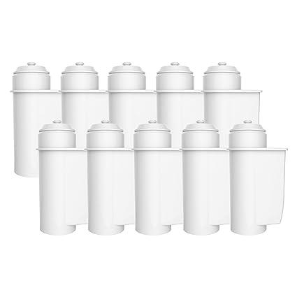 AquaCrest AQK-01 Reemplazo del filtro de agua para máquinas de café - Brita Intenza