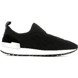 ad56be4e3fc59 Liu Jo Shoes S67193 P0302 Sneakers Women BLACK 35  Amazon.co.uk ...