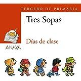 Blíster Días de clase 3º de Primaria (Literatura Infantil (6-11 Años) - Plan Lector Tres Sopas (Castellano)) - 9788466747837