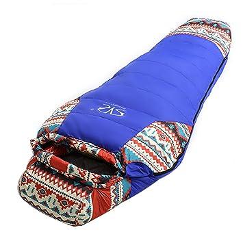 outdoor product Saco De Dormir para Acampar, El Saco De Dormir De Momias Adultas, Camping De Invierno Que Camina El Equipo Al Aire Libre Auto-ConduccióN del ...