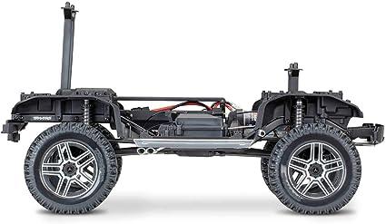 Traxxas Crawler TRX4 Chevy Blazer - Coche teledirigido ...