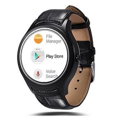 Indigi® gsm Desbloqueado 3 G de Fitness. Android 4.4 SmartWatch ...
