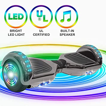 Amazon.com: NHT - Luces LED para monopatín Aurora Hoverboard ...