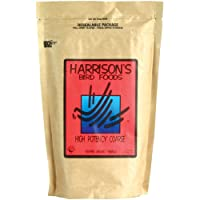 Harrison`s High Potency Coarse 5lb - Complete Parrot Diet