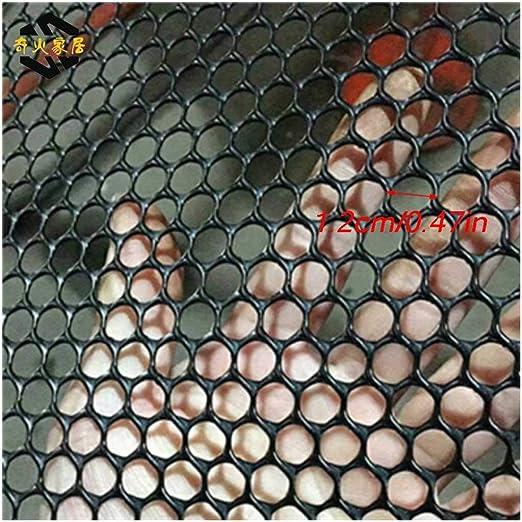 Plástico Esgrima Aves De Cría De Pollo Red Net Y Jardín Balcón Red De Protección De Red Cat Red De Seguridad, Apertura: 1,2 Cm (0,47