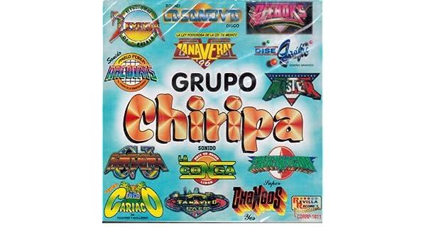 Grupo Chiripa - Grupo Chiripa (Cumbia Sabrosa) Cdrrp-1011 ...
