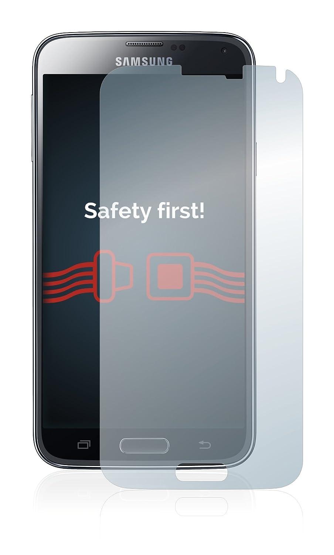 S5 Neo Pellicola Protettiva 2 Pezzi Durezza 9H Savvies Vetro Temperato Compatibile con Samsung Galaxy S5
