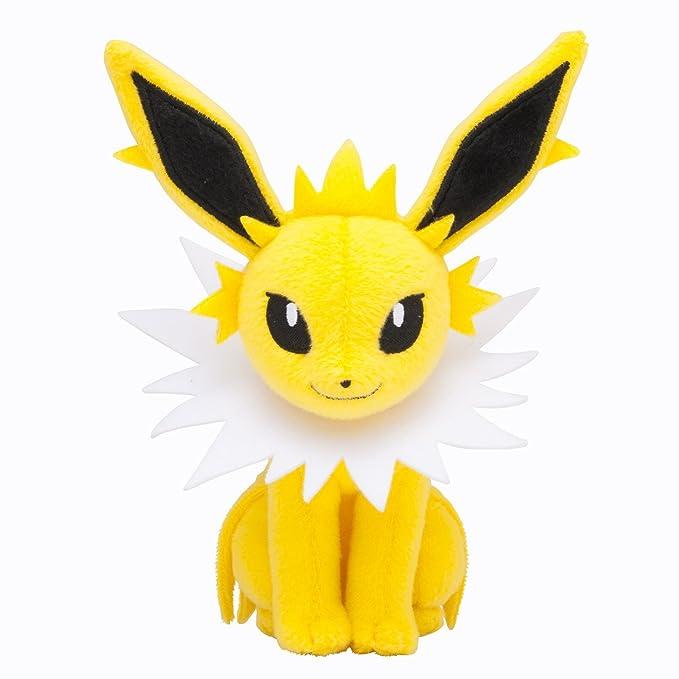 Pokemon Center Plush Toy Original Sit pose Saunders (japan import)