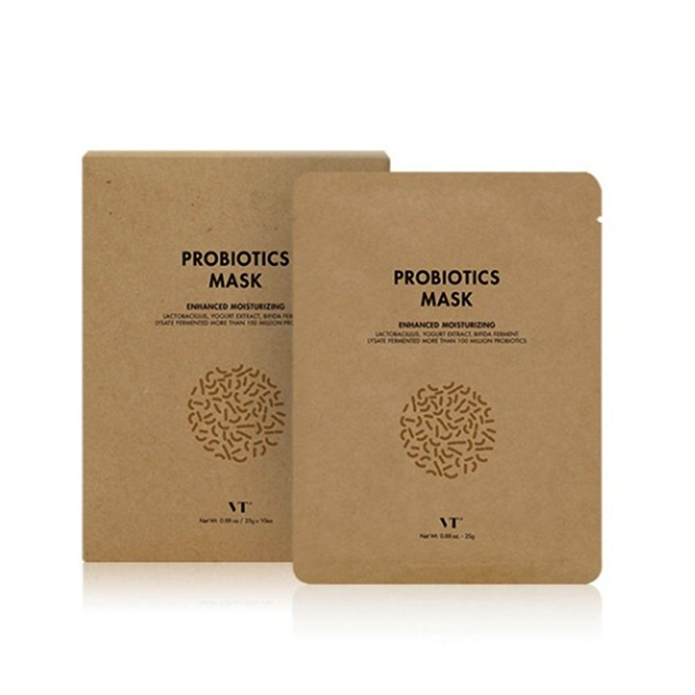 VT Probiotics Mask Sheet 25g x 10ea