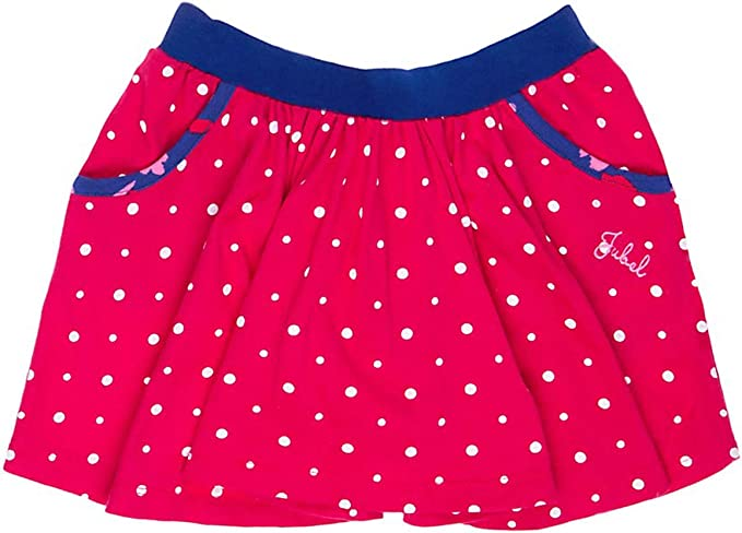 Jubel Outland Flowers 906.00125 - Falda para niña Rojo 8 años ...