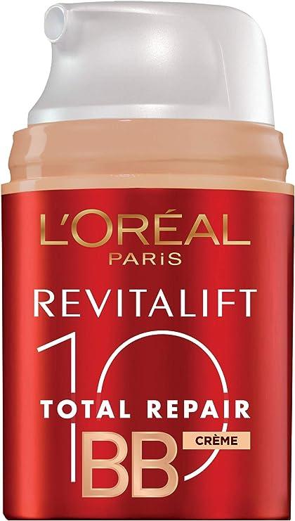 LOréal Revitalift Total Repair 10 BB crema – Crema de día ...