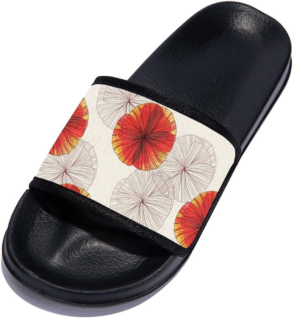 GordonKo Little//Big Kid Slide Sandals Cute Fashion Non-Slip Shower Pool Beach Soft Sandal Shoes