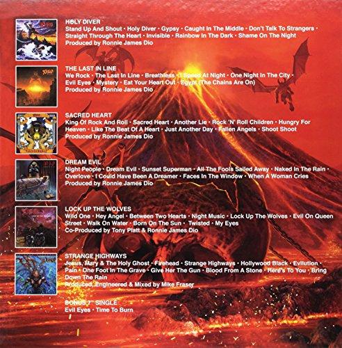 Decade Of Dio1983 1993 Box Vinyl Lp Dio Amazonde Musik