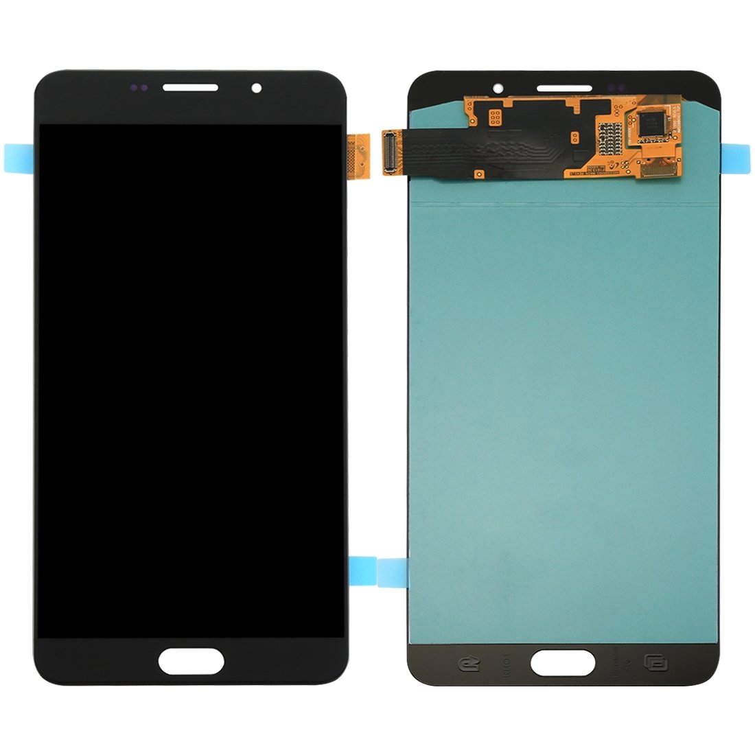 WANGYING Wangying New LCD Display + Touch Panel for Galaxy A9 / A900(Black) (Color : Black)