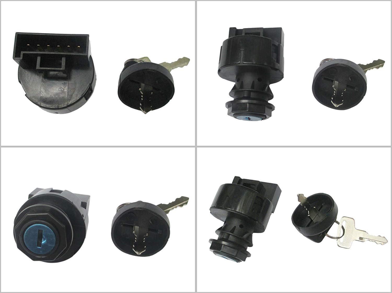 Ignition Key Switch For Polaris RZR 570 570S//800 800S//900 900S 2008-2017