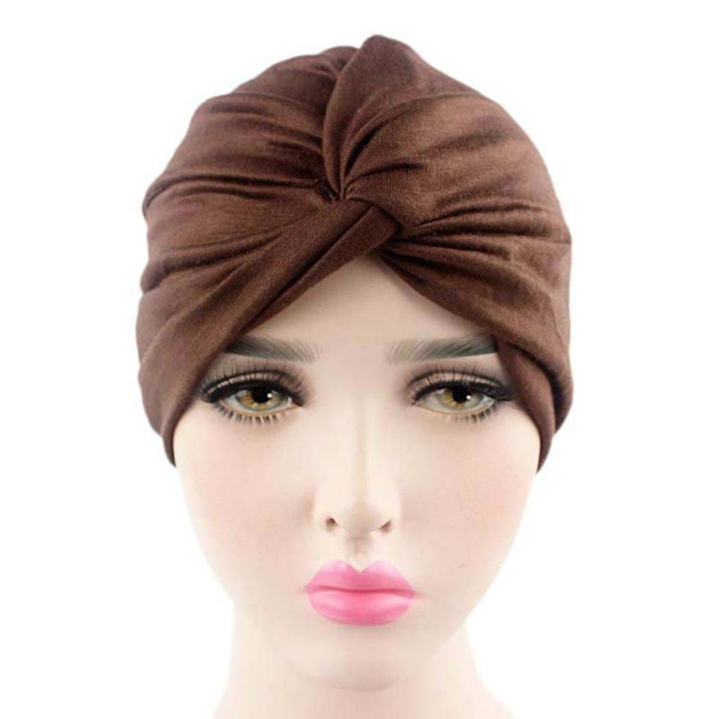 Purple Jaminy Women Cancer Chemo Hat Beanie Scarf Turban Head Wrap Cap Scarf Chemo Hat Turban Head Scarves Pre-Tied Headwear Bandana Tichel for Cancer
