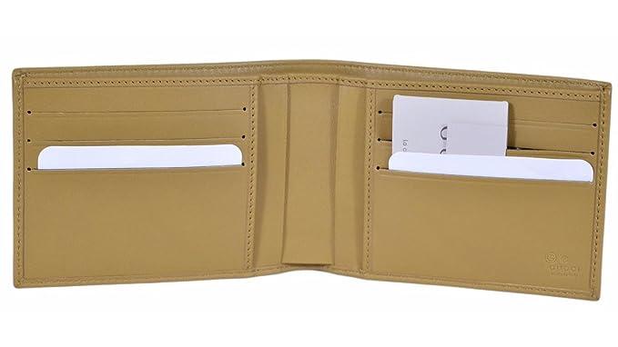 Amazon.com: Gucci los hombres de piel portafolios 278596 ...
