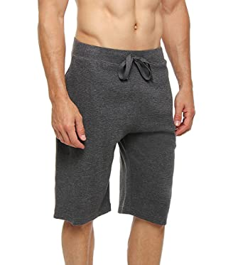 Polo Ralph Lauren Men\u0027s Waffle Shorts Charcoal Underwear