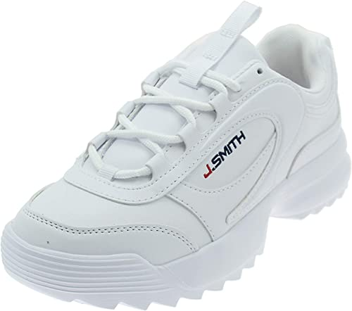 JOHN SMITH Zap.J.Smith VAI 20V Blanco 38, Zapatillas Deportivas ...