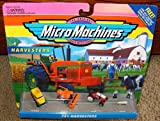 41 chevy truck - Micro Machines Harvesters #41 Collection