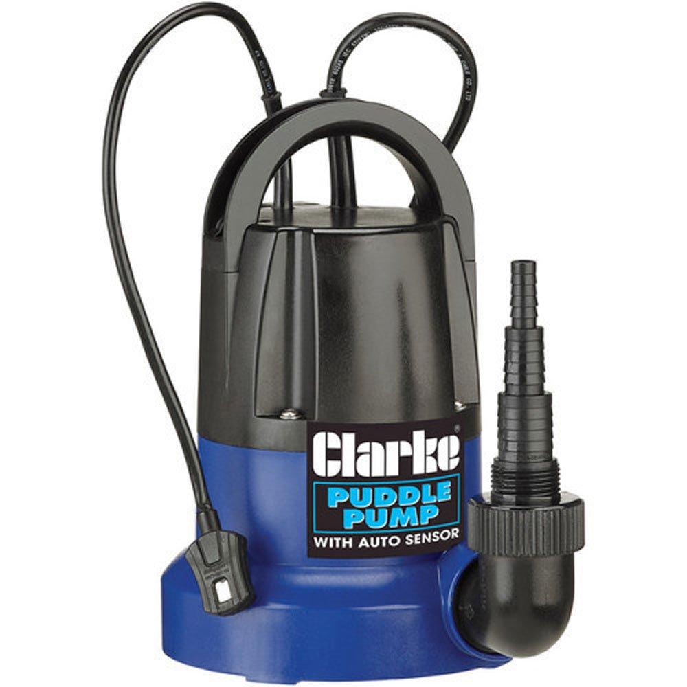 Clarke PSP105 Puddle Pump With Auto Sensor Clarke International