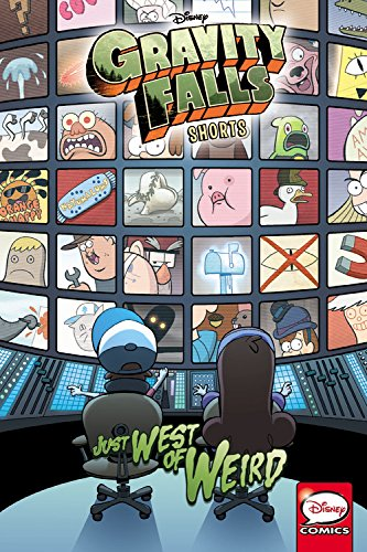 Disney Gravity Falls Shorts: Just West of Weird