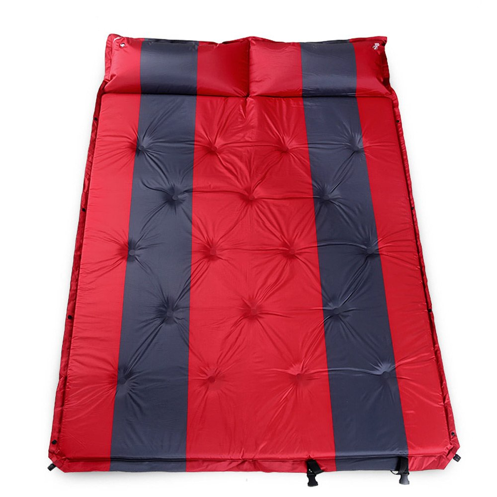XY&CF Selbstaufblasende Isomatte für das Kampieren mit dem Kissen benutzt im Zelt imprägniern leichtes Gewicht 192  132  3cm (Farbe : C)