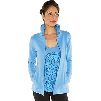 Organic Active chaqueta - Yoga Prendas de vestir - Marina ...