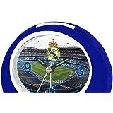 Seva Import Real Madrid Despertador, Unisex Adulto