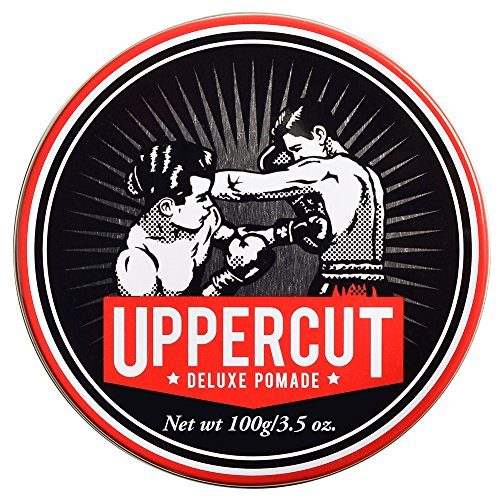 Uppercut Deluxe Pomade 3.5oz - Packaging May Vary (Best Hair Pomade Uk)