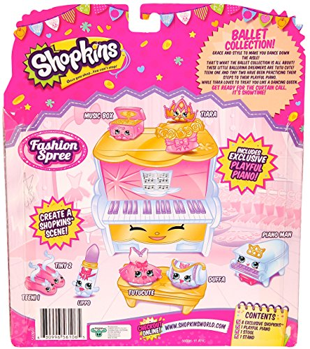 Shopkins S3 Ballet Collection Fashion Pack - http://coolthings.us